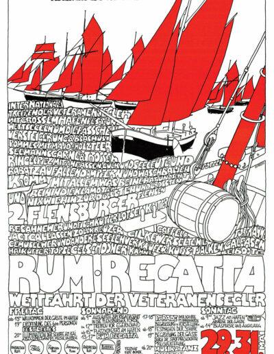 Rum Regatta 1981