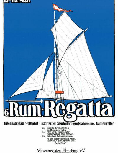 Rum Regatta 1985