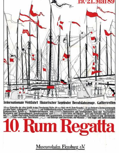 Rum Regatta 1989