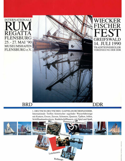 Rum Regatta 1990