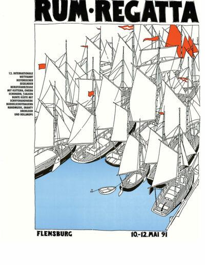 Rum Regatta 1991