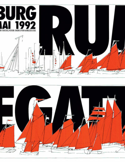 Rum Regatta 1992