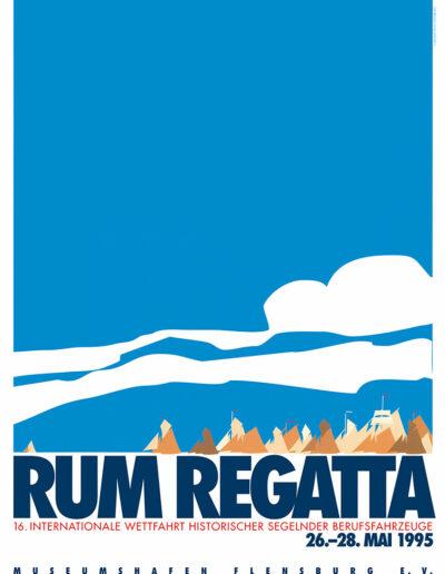 Rum Regatta 1995