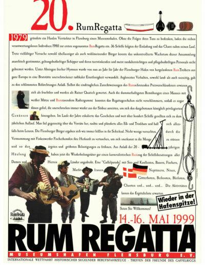 Rum Regatta 1999