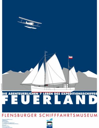 Schifffahrtsmuseum Feuerland 2019
