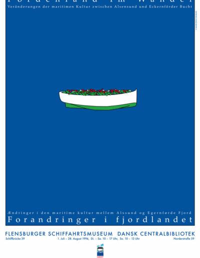 Schifffahrtsmuseum Föerdenland 1994