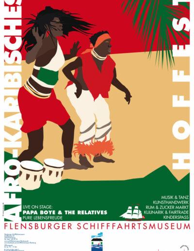 Schifffahrtsmuseum Karibik Hoffest 2018