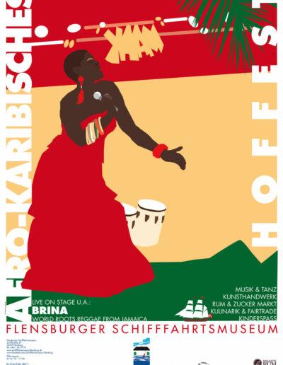 Schifffahrtsmuseum Karibik Hoffest 2012