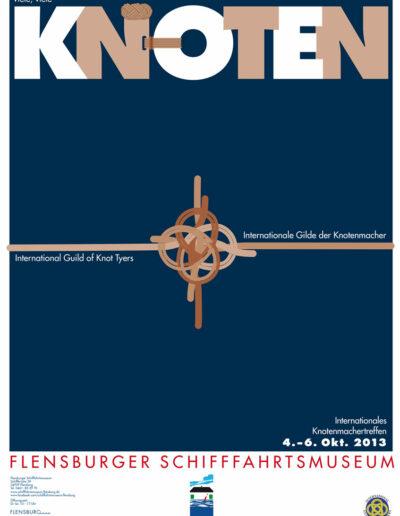 Schifffahrtsmuseum Knotenmacher 2013