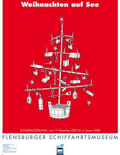 Schifffahrtsmuseum Weihnachtenauf See 2007