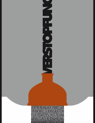 VERSTOPFUNG Plakat 2018